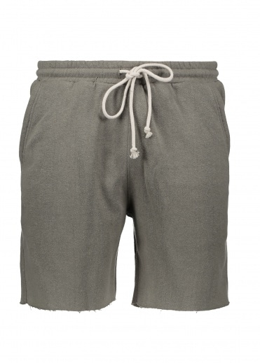 Satta Raw Hemp Shorts - Slate