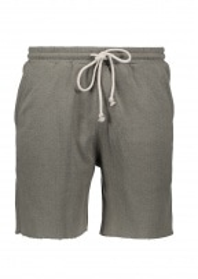 Satta Raw Hemp Shorts - Slate