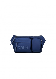 Hugo Boss Record Waist Bag - Dark Blue