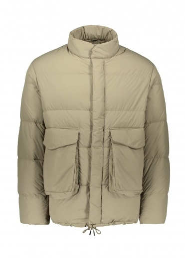 Snow Peak Recycled NY Ripstop Down - Beige