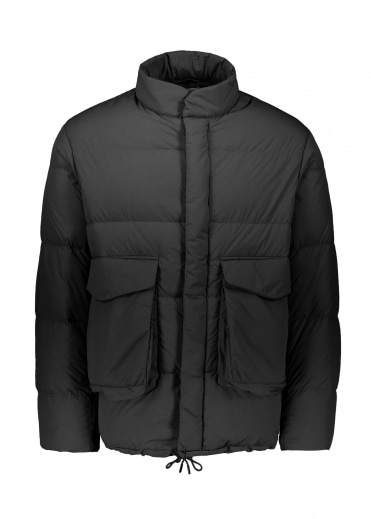 Snow Peak Recycled NY Ripstop Down - Black