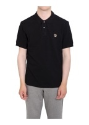 Paul Smith Reg Fit Polo Shirt - Black