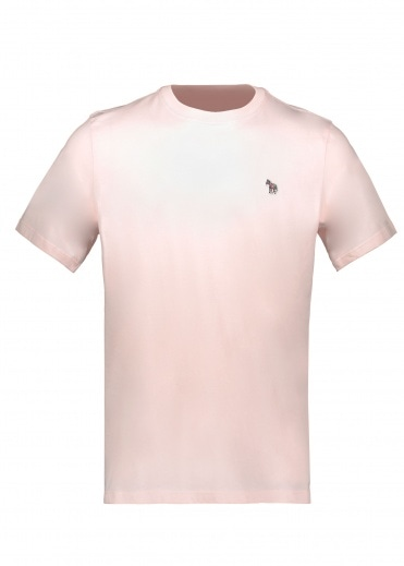 Paul Smith Reg Fit SS Tee - Pink