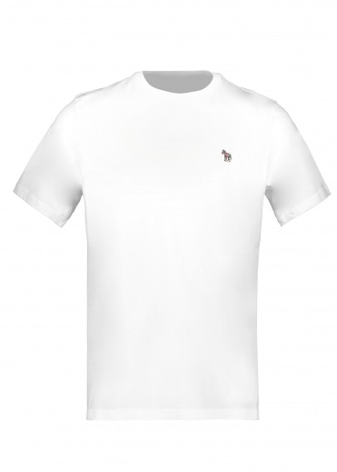Paul Smith Reg Fit SS Tee - White