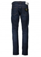 Regular Tapered Jeans - Denim