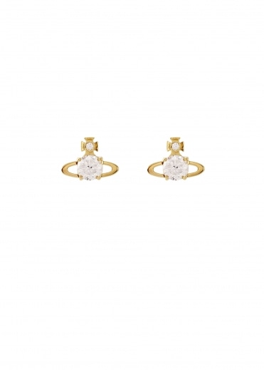 Vivienne Westwood Accessories Reina Earrings - Gold