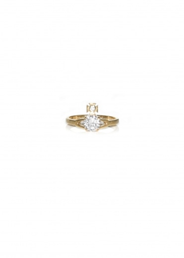 Vivienne Westwood Accessories Reina Petite Ring - Gold