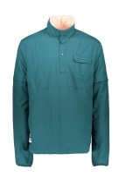 adidas Originals Apparel Rev Jacket Snap - Dark Green