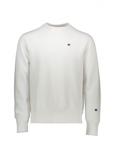 Champion Reverse Weave Sweatshirt - White