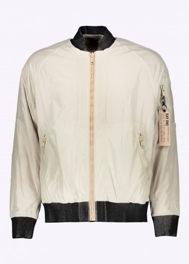 Adidas Originals Apparel Reversible Bomber - Clear Brown