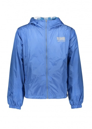 Billionaire Boys Club Reversible Hooded Jacket - Blue