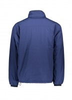 Reversible Insulated Jacket - Navy