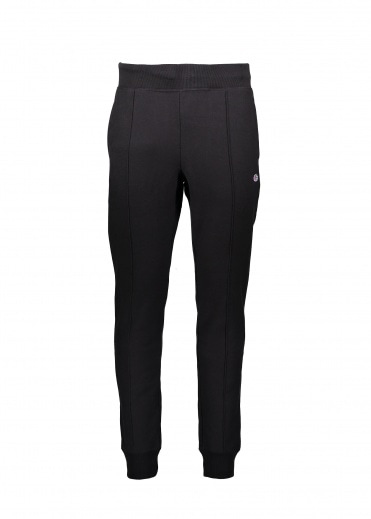 Champion Rib Cuff Pants -Black