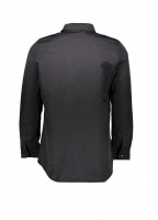 Filed Shirt - Black