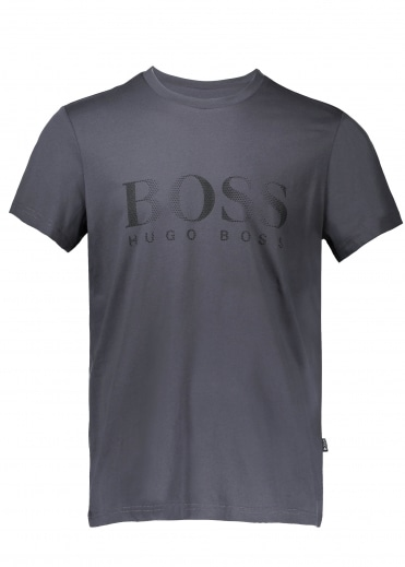 Hugo Boss RN T-Shirt - Charcoal Alternative