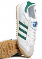 adidas Originals Footwear Rom Trainers - White / Green