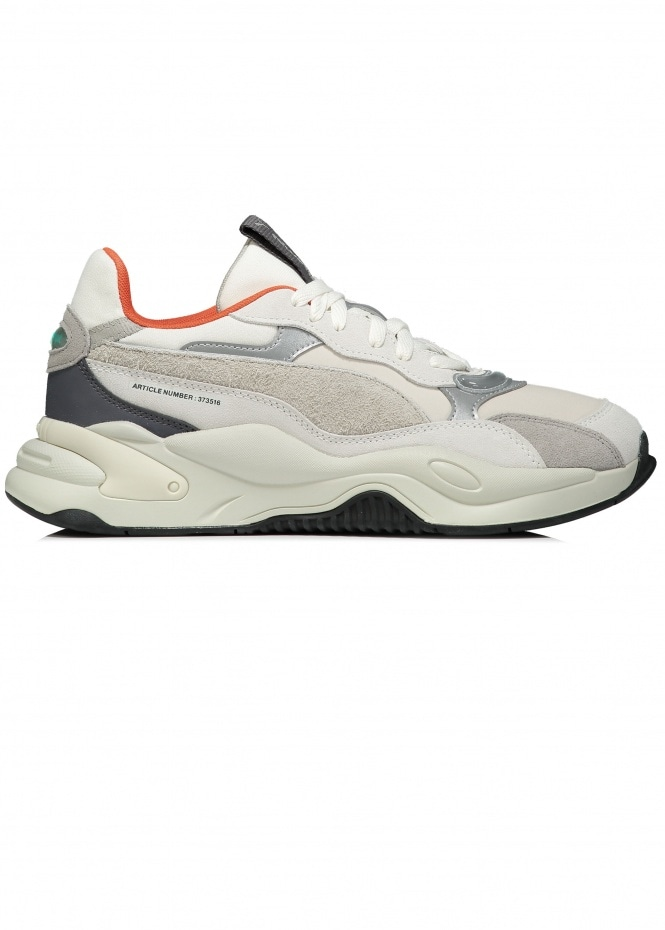 RS-2K Attempt Trainers - Grey / Silver