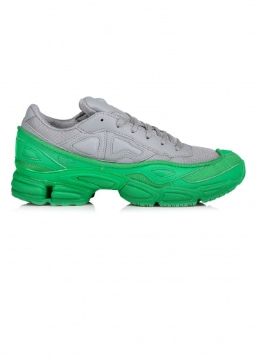 adidas Originals X Raf Simons RS Ozweego - Green / Grey