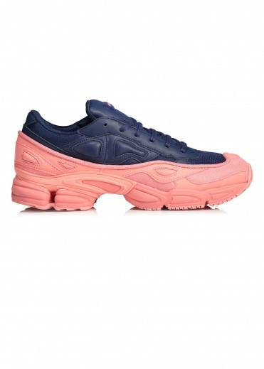 Adidas Originals X Raf Simons RS Ozweego - Pink / Dark Blue