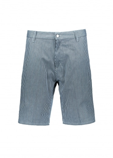 Carhartt Ruck Single Knee Shorts - Indigo