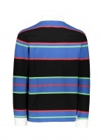 Vivienne Westwood Rugby Polo Shirt - Blue Stripe