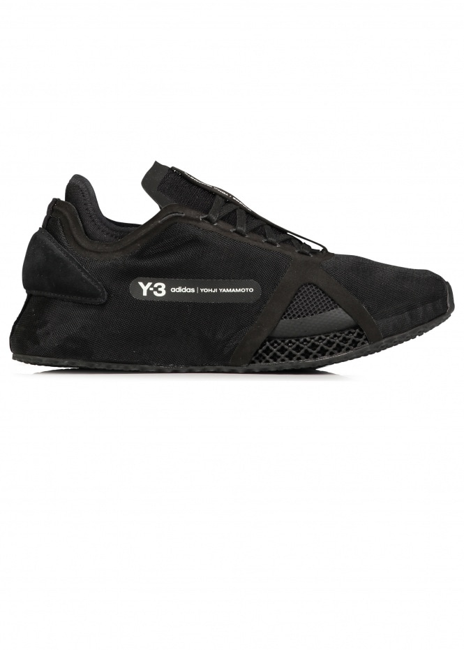 Runner 4D IOW - Black