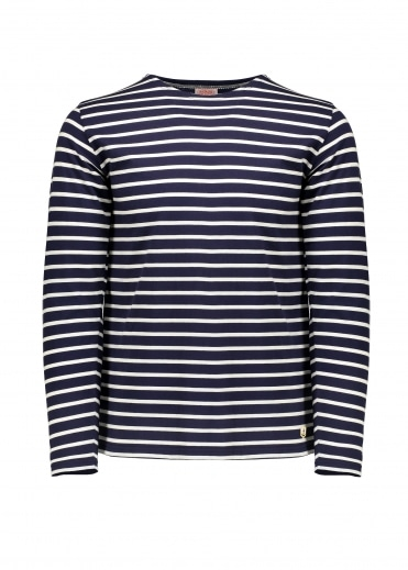 Armor Lux Sailor Shirt LS - Navy / Nature