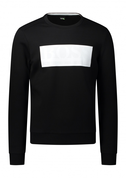 Salbo Batch Sweatshirt - Black