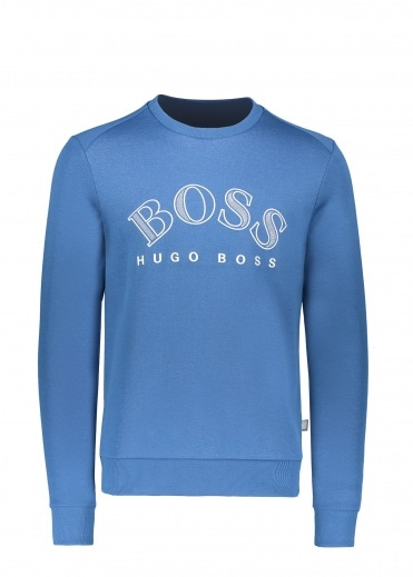 Boss Athleisure Salbo - Bright Blue