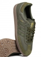 adidas Originals Footwear Samba OG FT - Night Cargo