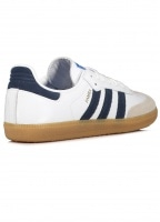 adidas Originals Footwear Samba OG - White / Navy