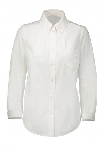 Vivienne Westwood Anglomania Scale Shirt - White