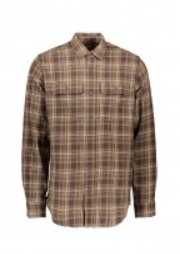 Scout Shirt - Brown / Tan / Green