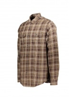 Scout Shirt - Brown / Tan / Green