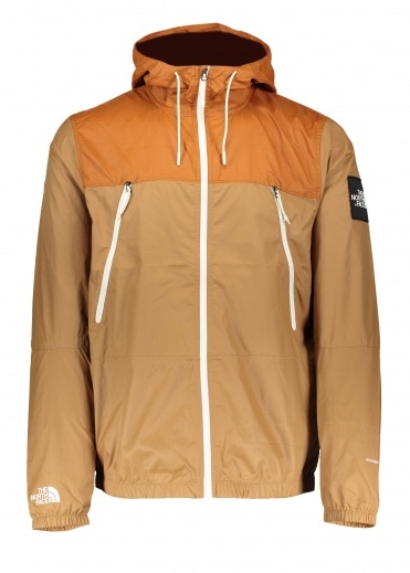 North Face Seasonal Mountain Jacket - Cargo Khaki