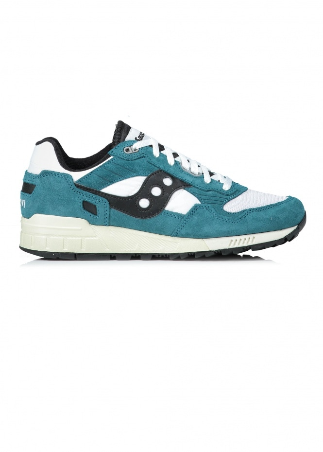 Shadow 5000 Vintage - Teal / White
