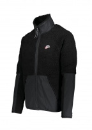 Sherpa Jacket - Black