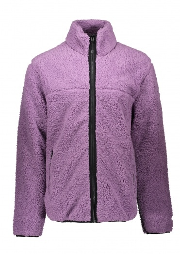 Stussy Sherpa Mock - Purple