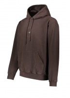 Eden Power Corp Shining Star Hoodie Recycled - Brown