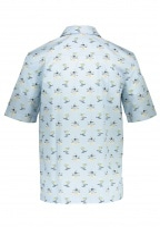 Sunspel Short Sleeve Shirt - Sorimichi Camera