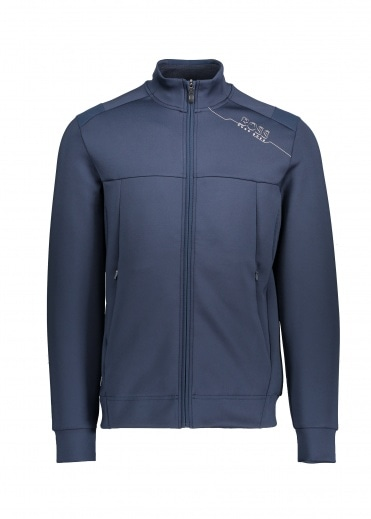 Boss Athleisure Sicon Track Top 410 - Navy