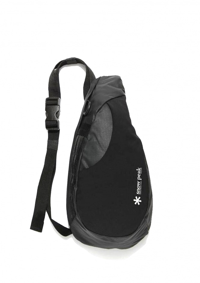 Snow Peak Side Attack Bag - Black