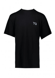 Y3 / Adidas - Yohji Yamamoto Signature SS Tee - Black