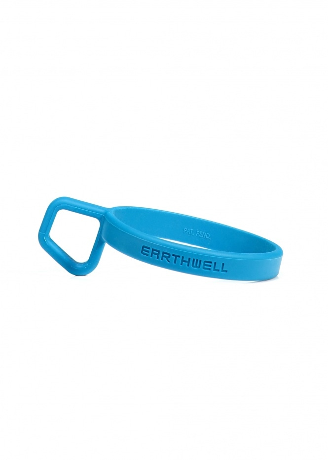 Earthwell Silicone Ring Monterey - Blue