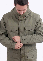 Singi Trekking Jacket - Green - from Triads UK f92673a4497b2