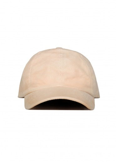 Folk Six Panel Cap - Soft Pink