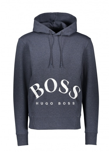 Boss Athleisure Sly Hoodie 487 - Open Blue