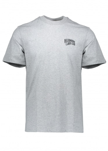 Billionaire Boys Club Small Arch Logo Tee - Heather Grey