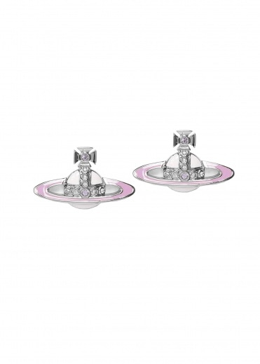 Vivienne Westwood Accessories Small Neo Bas Relief Earrings - R