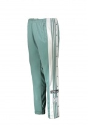 adidas Originals Apparel Snap Pants - Green / White